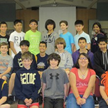 Roxbury's Eisenhower Middle School Chess Team Earns First Place in Northwest New Jersey K through 8 Chess Championships