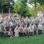 Boy Scout Troop 158 OF Hackettstown HOLDS COURT OF HONOR