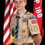 Troop 188 Scout Earns Eagle Rank