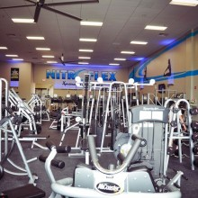 Hottest Health Club Open In Chester