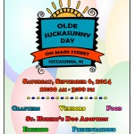 Olde Suckasunny Day fun for the entire family on September 6, 2014