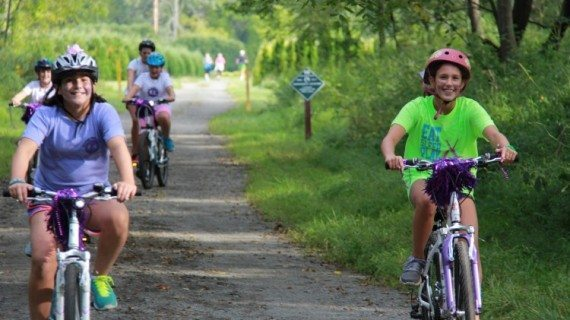 Bike, Run, Walk For Pancreatic Cancer