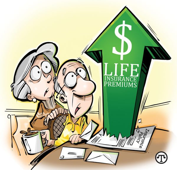 What To Do When Life Insurance Premiums Rise