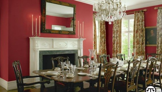 Five Elegant Paint Ideas To Update Your Home For The Holidays