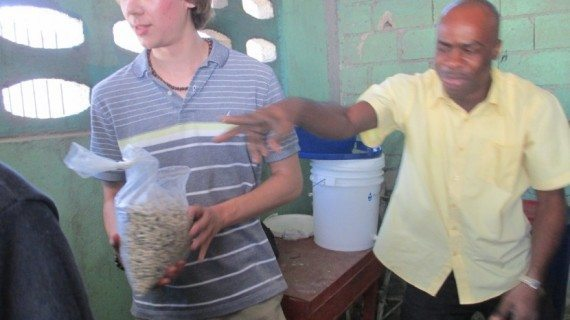 LONG VALLEY YOUTH FULFILLS DREAM OF BRINGING WATER FILTERS TO HAITI