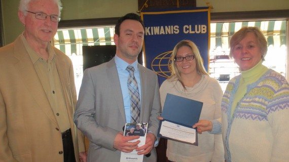 Kiwanis Club Talks Heart Health And Diapers