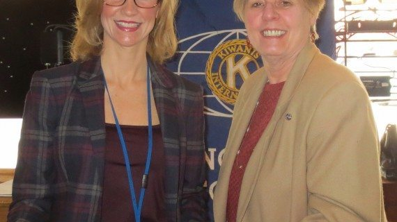 Kiwanis Club Learns About Autism Center