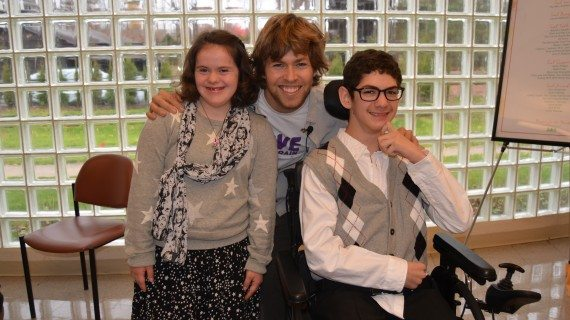 School Luncheon Supports Those With Disabilities