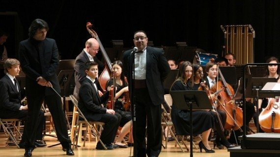 Symphonies Combine To Share Album For The Young