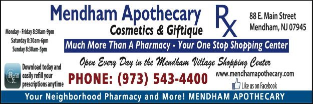 Mendham Apothecary header.indd