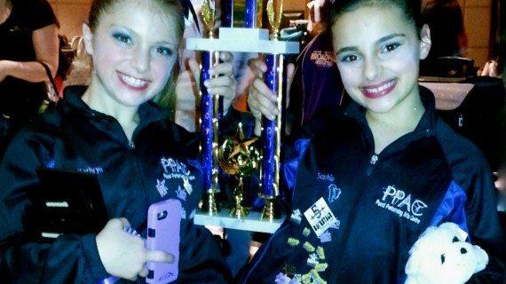 Dance Team Receives Top Award