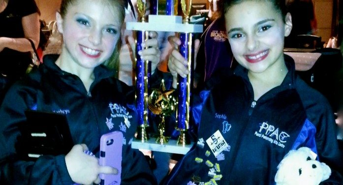 Dance Team Receives Top Award