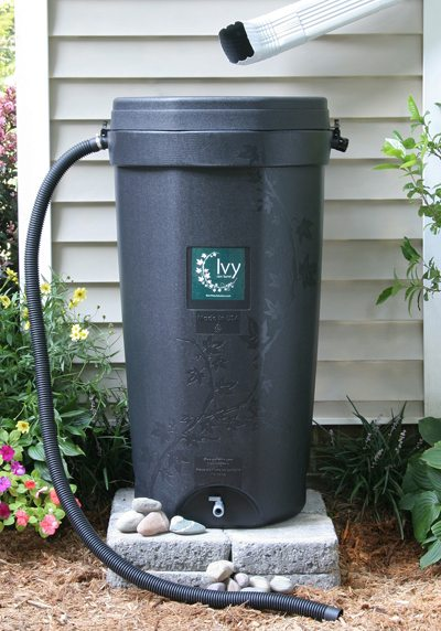Verona Selling Rain Barrels To Help Environment