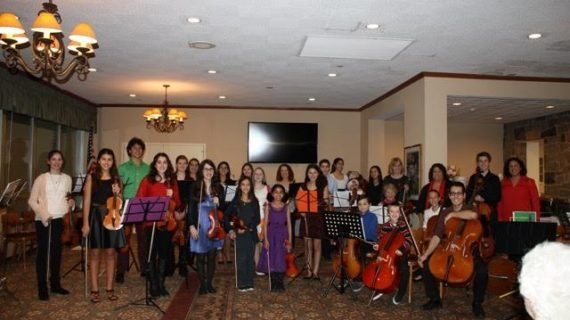 Free String Concert Planned