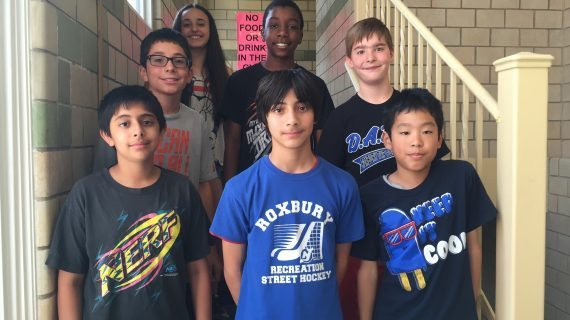 Lincoln/Roosevelt 6th Graders Place Second in Math League