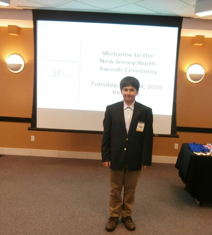 Chatham Fifth Grader Wins Regional Stock Market Game