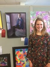CHS Students Shine As Artists At Teen Arts 2016