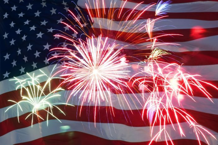 Celebrate Fourth Of July With Fun, Fireworks And Great Music