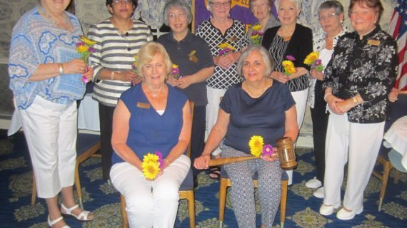 Lioness Club Installs Officers
