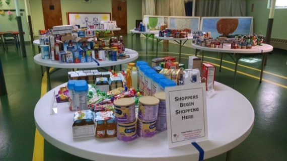 Food Pantry's Open Doors Aim To Meet Verona And Area's Needs