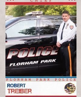 Florham Park Police Department Trading Cards Are Back