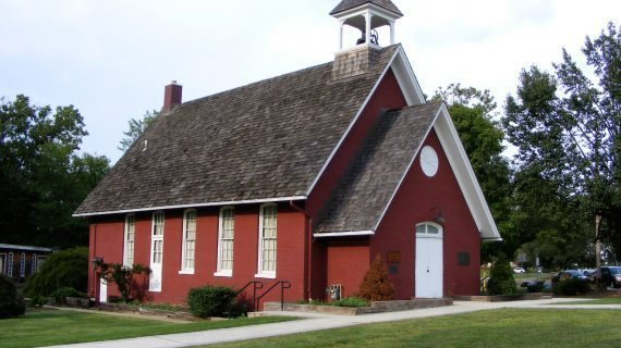 The Little Red Schoolhouse That Could, With More Restorations In The Works