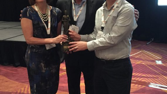 MPAC Wins 2016 Outstanding Historic Theatre Award
