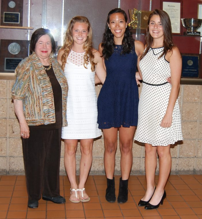 Woman's Club Of Morristown Awards Scholarships To MHS Seniors