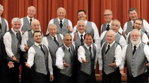 Barbershop Chorus To Host 'Hooked On Harmony!'