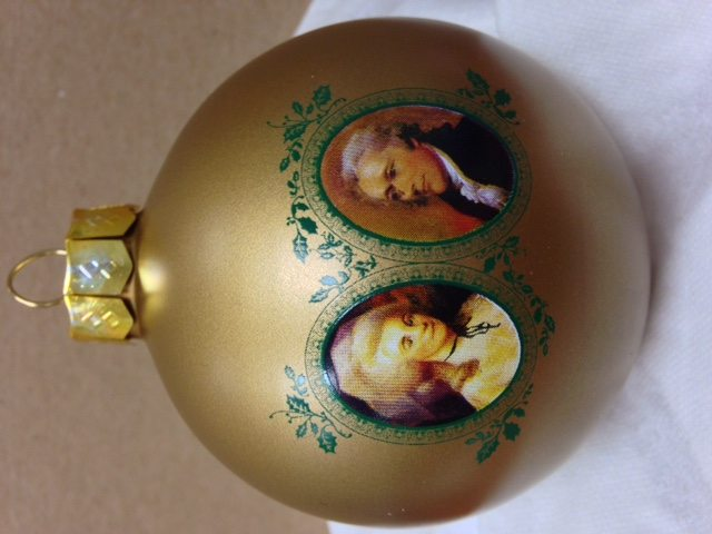 Holiday Ornament On Sale To Support County Tourism