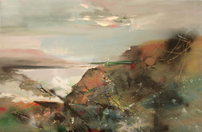 NJ Most Notable Painter To Hold Solo Exhibit At CCM