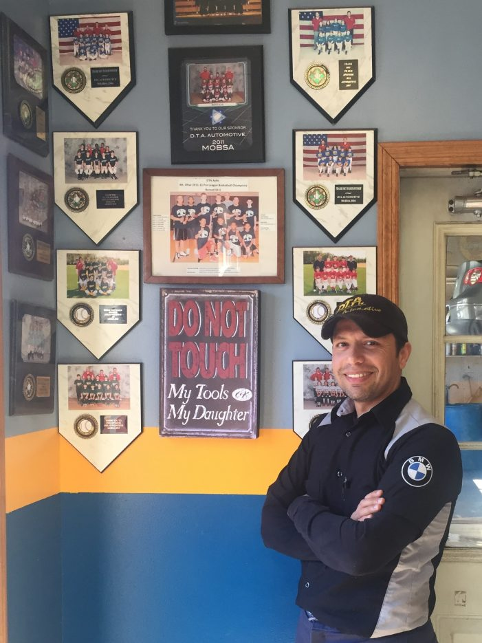 Local Councilman Takes Pride In Automotive Business And Giving Back To Community
