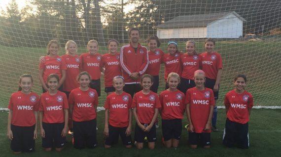 U12 Girls Soccer Win Series Quarterfinals