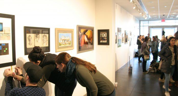 Morris Museum Hosts CCM Visual Arts Student Exhibition