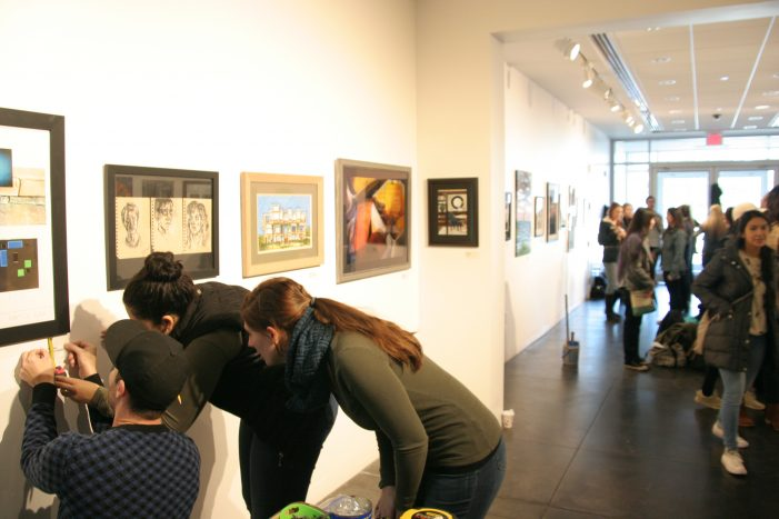 Morris Museum Hosts CCM Visual Arts Student Exhibition