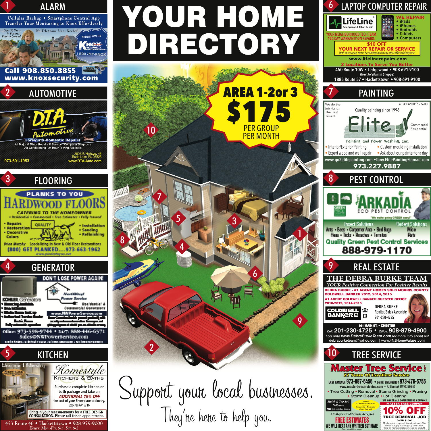 Your Home DIrectory.indd