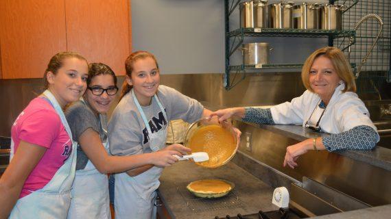 RHS Students Enjoy New Culinary Classroom