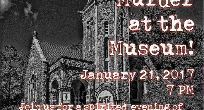 METC Presents Murder At Museum