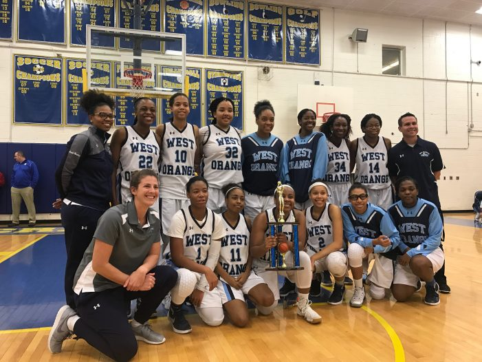 WO Girls' Basketball Secure Conference Champs First Time In School History