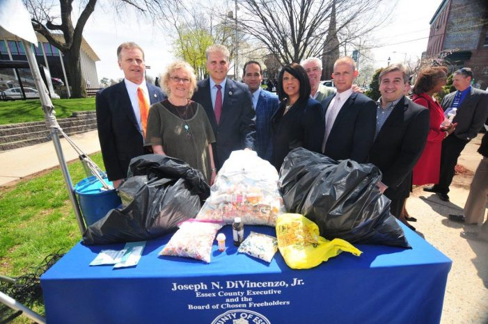 Essex County Police Announce Drug Take Back Day
