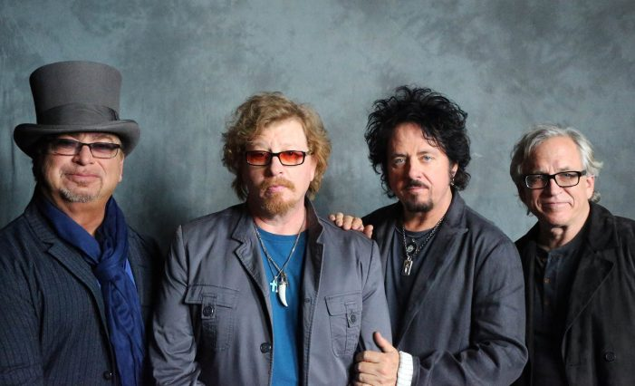 Multi-Grammy TOTO Coming To Mayo Performing Arts Center