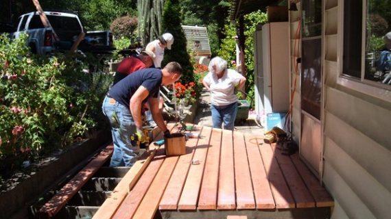 Morris Habitat for Humanity Starts Aging In Place Program