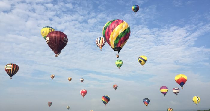 Balloon Festival Celebrates 35 Years Of Family Fun