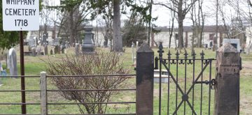 Historic Cemetery In Whippany Gets A Makeover