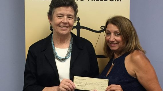 The Gloria Foundation Of Montville Supports Victims Of Domestic Violence