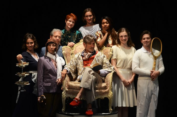 Centenary Stage Company Presents The Learned Ladies