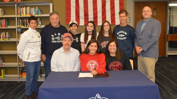 Olson Signs On To Run For Cornell