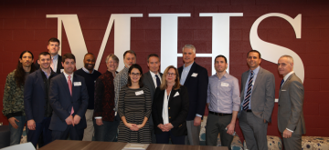 Morristown High School Students Learn Career Opportunities at C.A.M.P.