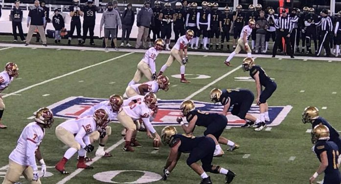 MOHS Football Team's Loss In States Brings Big Win In Life Lessons And Community Pride