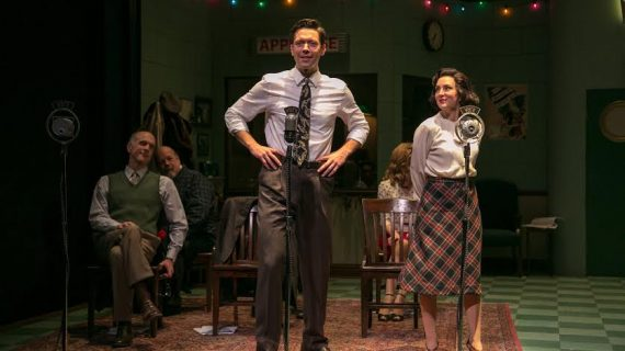 Get Into Holiday Spirit With Live Radio Play By Shakespeare Company